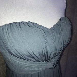Jessica Simpson long dress